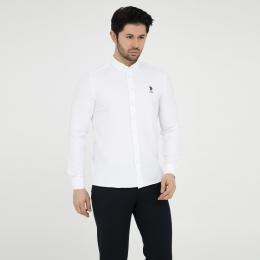 Erkek Beyaz Gömlek (000-774648-VR013)
