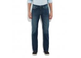 Hunter Kullanılmış Cool Mavi Amerika Kot Pantolon