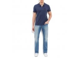 Hunter MID Mavi Amerika Comfort Erkek Kot Pantolon