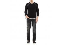 Marcus Smoke Erkek Siyah Kot Pantolon (0035121968)