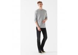 Marcus Siyah Vintage Comfort Jean (0035126953)
