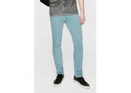 Jake Smoke Blue Comfort Erkek Kot Pantolon (0042223207)