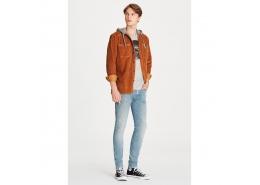 Leo Mavi Black Vintage Jean Pantolon (0076230601)