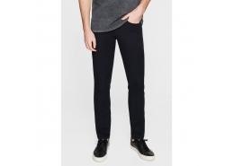 Erkek Siyah Gabardin Pantolon