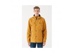Kapüşonlu Erkek Sarı Ceket (010240-30646)