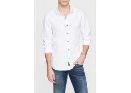 Cepsiz Erkek Beyaz Gömlek (020962-620)