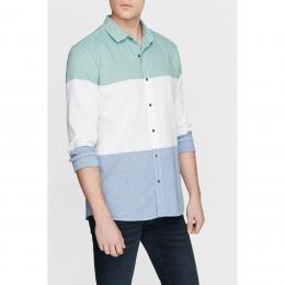 Uzun Kollu Erkek Gömlek (021211-28751)