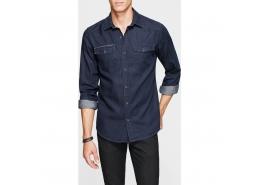 Mavi Jeans Rio Erkek Mavi Kot Gömlek