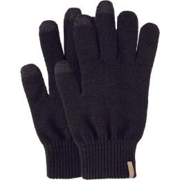 Knitted Siyah Eldiven
