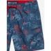 Mavi Jeans Desenli Erkek Lacivert Mayo Şort