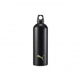 Soft Fluo Siyah Çelik Matara (053868-04)
