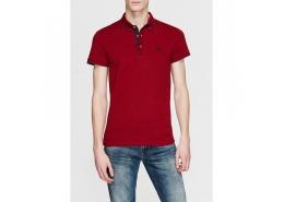 Erkek Kırmızı Polo Tişört (062373-26110)