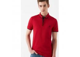 Mavi Jeans Erkek Kırmızı Polo Yaka Tişört