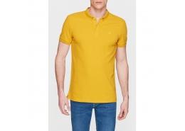 Polo Tişört Açık Hardal