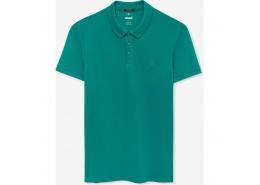 Polo Yaka Erkek Yeşil Tişört (063247-30836)