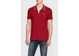 Erkek Kırmızı Polo Tişört (064164-26110)