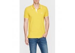 Erkek Sarı Polo Yaka Tişört (064164-26380)