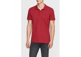 Erkek Kırmızı Bordo Tişört (064946-25771)