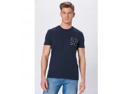 Mavi Jeans Cebi Baskılı Erkek Tişört