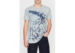 Mavi Jeans Baskılı Erkek Tişört