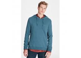 Mavi Jeans Uzay Mavisi Erkek Kapüşonlu Sweatshirt