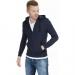 Mavi Jeans Fermuarlı Erkek Lacivert Sweatshirt