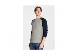 Blok Renkli Erkek Sweatshirt (065818-29816)