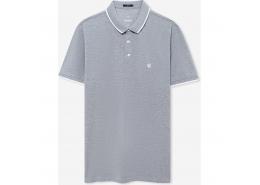 Polo Tişört Soluk Gri