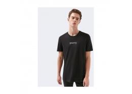 Black Pro Logo Baskılı Erkek Siyah Tişört (066649-900)