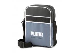 Campus Compact Portable Mavi Omuz Çantası (078459-02)