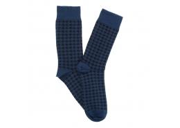 Erkek Canlı Lacivert Çorap (091149-24366)