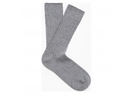 Erkek Gri Soket Çorap (091165-24386)