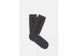 Mavi Jeans Düz Gri Erkek Soket Çorap