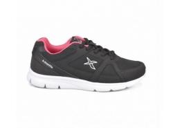 Kalen Tx Siyah Pembe Bayan Spor Ayakkabısı
