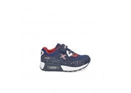 Largo Lacivert Çocuk Sneaker Ayakkabı