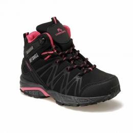 Shell Çocuk Siyah Outdoor Ayakkabı