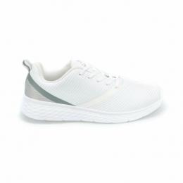 Deron Beyaz Erkek Koşu Ayakkabısı