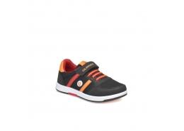 GS Upton Çocuk Siyah Spor Ayakkabı (100314962)