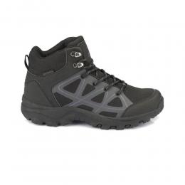 Pulse Hi Siyah Kadın Trekking Ayakkabısı