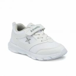 Almera Beyaz Erkek Çocuk Koşu Ayakkabısı