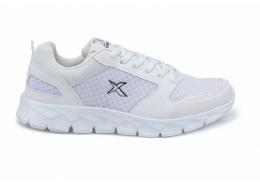 Oka Beyaz Kadın Koşu Ayakkabısı