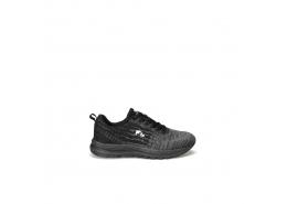 Fred Siyah Kadın Koşu Ayakkabısı