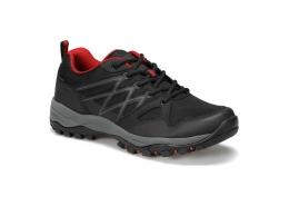 West 9pr Siyah Erkek Outdoor Ayakkabı