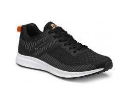 Strong 9pr Erkek Siyah Koşu Ayakkabısı