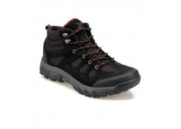 Hiker Hi Siyah Erkek Outdoor Ayakkabı