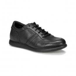 225040 9pr Erkek Siyah Günlük Ayakkabı
