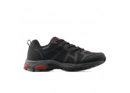Mathew Erkek Siyah Outdoor Ayakkabı