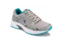 Brenda 9PR Gri Kadın Koşu Ayakkabısı