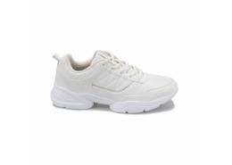 Perla Beyaz Kadın Koşu Ayakkabısı