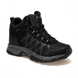 Kalmin Hi Kadın Siyah Trekking Ayakkabısı